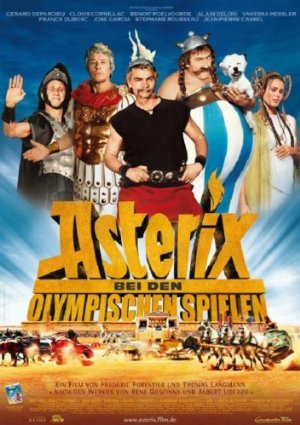 Asterix at the Olympic Games Full Movie - YouTube
